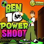 Ben10 Power Shoot