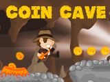 Coin cave Adventure