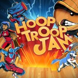Hoop Troop Jam basketball