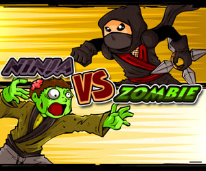 Ninja vs Zombie Fighting