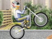 Motorcycle Acrobatic Rider