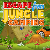 Escape-from-jungle-camping