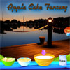 Apple Cake Fantasy