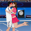 Tennis Kissing