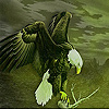 Green mountain eagle slide puzzle