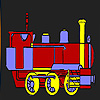Long carriage coloring