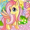 Pony Princess Castle Decoration 123GirlGames