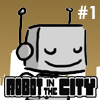 Robot in the City – Buy a Comic Book
