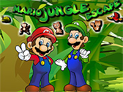 Mario jungle escape